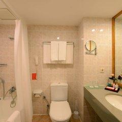 Miramare Queen Hotel Турция, Сиде - 1 отзыв об отеле, цены и фото номеров - забронировать отель Miramare Queen Hotel - All Inclusive онлайн ванная фото 2