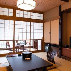 Отель Kashiwaya Ryokan Shima Onsen комната для гостей