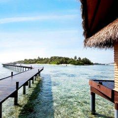 Отель Adaaran Select Hudhuranfushi Остров Гасфинолу приотельная территория