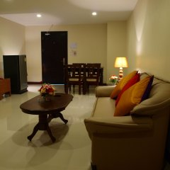 Отель V Residence комната для гостей фото 2