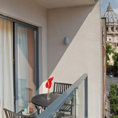 Отель Starhotels Michelangelo балкон