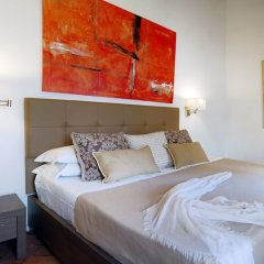 Апартаменты Navona Luxury Apartments комната для гостей фото 14