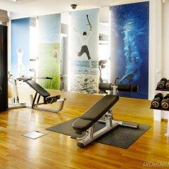 Отель Scandic Espoo фитнесс-зал фото 2