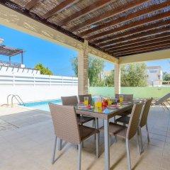 Отель Konnos Beach Villa 3 с домашними животными