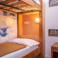 Отель INOUT Hostel Barcelona Испания, Барселона - 4 отзыва об отеле, цены и фото номеров - забронировать отель INOUT Hostel Barcelona онлайн комната для гостей фото 4