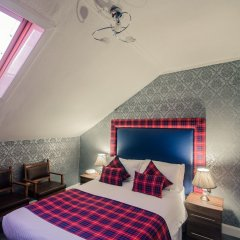 Argyll Hotel Глазго комната для гостей фото 2