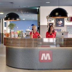 Отель Meininger City Center Зальцбург интерьер отеля