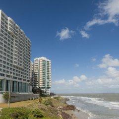 Hotel Luzeiros São Luis пляж фото 2