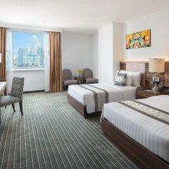 The Berkeley Hotel Pratunam комната для гостей