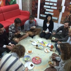 Dalat Backpackers Hostel Далат развлечения