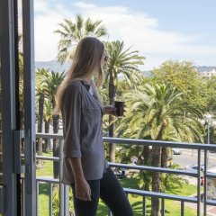 Отель Mercure Nice Promenade Des Anglais балкон фото 4