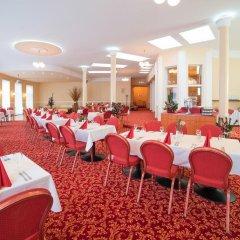 Отель Jesenius Чехия, Франтишкови-Лазне - отзывы, цены и фото номеров - забронировать отель Jesenius онлайн помещение для мероприятий