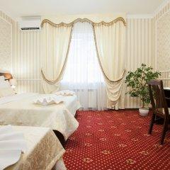 Гостиница Grand Leonardo Hotel в Краснодаре отзывы, цены и фото номеров - забронировать гостиницу Grand Leonardo Hotel онлайн Краснодар комната для гостей фото 3