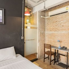 Saladaeng Gallery Hostel By Favstay Бангкок удобства в номере