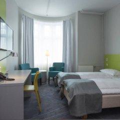 Отель Thon Hotel Trondheim Норвегия, Тронхейм - отзывы, цены и фото номеров - забронировать отель Thon Hotel Trondheim онлайн комната для гостей фото 4