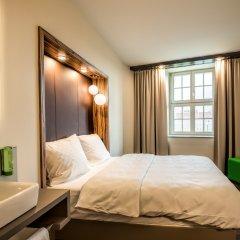 Travel24 Hotel Leipzig-City сейф в номере