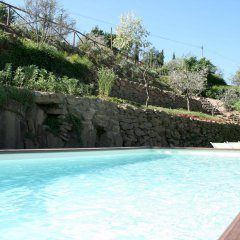 Отель La Terrazza di Reggello Реггелло бассейн фото 2