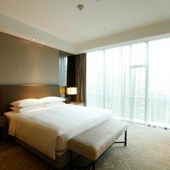 Отель Hyatt Place Shanghai Hongqiao CBD Китай, Шанхай - отзывы, цены и фото номеров - забронировать отель Hyatt Place Shanghai Hongqiao CBD онлайн комната для гостей