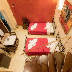 Отель Amerisa Suites Греция, Остров Санторини - отзывы, цены и фото номеров - забронировать отель Amerisa Suites онлайн интерьер отеля фото 2