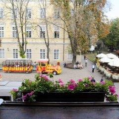 Гостиница На Площади Украина, Львов - 1 отзыв об отеле, цены и фото номеров - забронировать гостиницу На Площади онлайн балкон