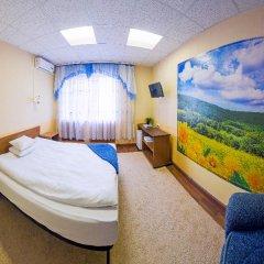 Отель Абсолют Стандартный номер фото 11