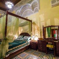 Отель Riad Ibn Khaldoun Марокко, Фес - отзывы, цены и фото номеров - забронировать отель Riad Ibn Khaldoun онлайн удобства в номере фото 2