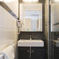 Отель Bastion Hotel Schiphol / Hoofddorp Нидерланды, Хофддорп - 1 отзыв об отеле, цены и фото номеров - забронировать отель Bastion Hotel Schiphol / Hoofddorp онлайн ванная фото 2