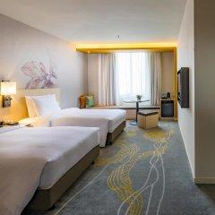 Отель Hilton Garden Inn Kuala Lumpur Jalan Tuanku Abdul Rahman South комната для гостей фото 4