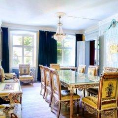 Отель Hellstens Malmgård питание
