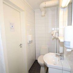 Отель City Hotel Bodø Норвегия, Бодо - отзывы, цены и фото номеров - забронировать отель City Hotel Bodø онлайн ванная фото 2