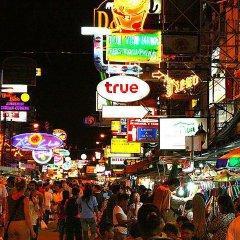 Отель The Twins Hostel Таиланд, Бангкок - отзывы, цены и фото номеров - забронировать отель The Twins Hostel онлайн развлечения