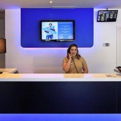 Отель ibis budget Porto Gaia интерьер отеля