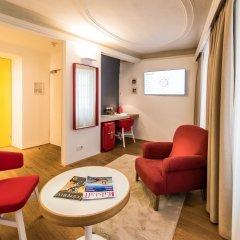 Отель Small Luxury Hotel Goldgasse Австрия, Зальцбург - отзывы, цены и фото номеров - забронировать отель Small Luxury Hotel Goldgasse онлайн комната для гостей фото 4