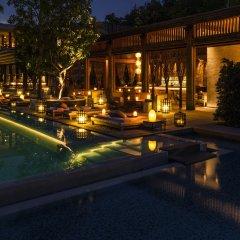 Отель Rosewood Phuket бассейн