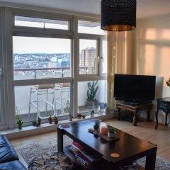 Апартаменты 1 Bedroom Apartment in Kemptown With Views комната для гостей фото 3