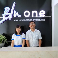 Blue Star Hotel Nha Trang интерьер отеля фото 3