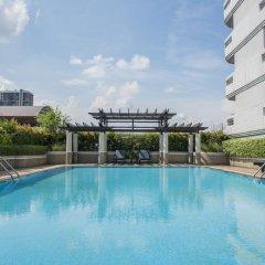 Отель B.U. Place Бангкок бассейн
