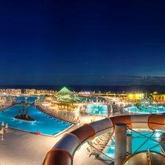 Отель Aquasis Deluxe Resort & Spa - All Inclusive балкон