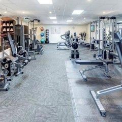 Отель Heritage Christchurch фитнесс-зал