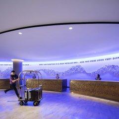 Resorts World Sentosa - Hard Rock Hotel Сингапур спа фото 2