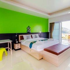 Отель Chalong Hill Tropical Garden Homes Пхукет комната для гостей фото 4
