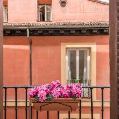 Отель Plaza Santa Ana Apartment Испания, Мадрид - отзывы, цены и фото номеров - забронировать отель Plaza Santa Ana Apartment онлайн балкон