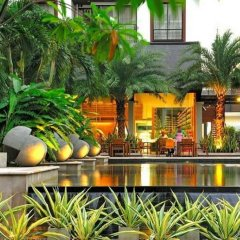 Отель Amanta Hotel & Residence Ratchada Таиланд, Бангкок - отзывы, цены и фото номеров - забронировать отель Amanta Hotel & Residence Ratchada онлайн гостиничный бар