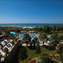 Отель Adalya Resort & Spa пляж фото 2