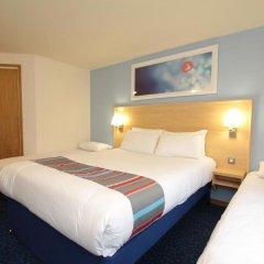 Отель Travelodge Edinburgh Dreghorn Эдинбург комната для гостей фото 4
