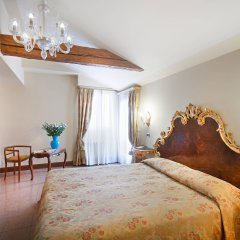 Hotel San Cassiano Ca'Favretto комната для гостей фото 3