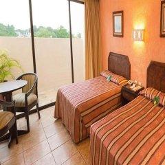 Hotel Los Aluxes сауна