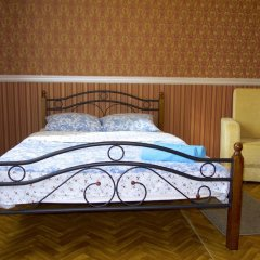 Апартаменты LUXKV Apartment on Kudrinskaya Square комната для гостей фото 2
