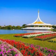Отель Golden Jade Suvarnabhumi Таиланд, Бангкок - 1 отзыв об отеле, цены и фото номеров - забронировать отель Golden Jade Suvarnabhumi онлайн приотельная территория
