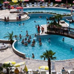 Hrizantema- All Inclusive Hotel бассейн фото 4